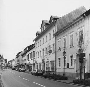 Gesamtanlage Altstadt, Gymnasiumstra√üe Ostseite